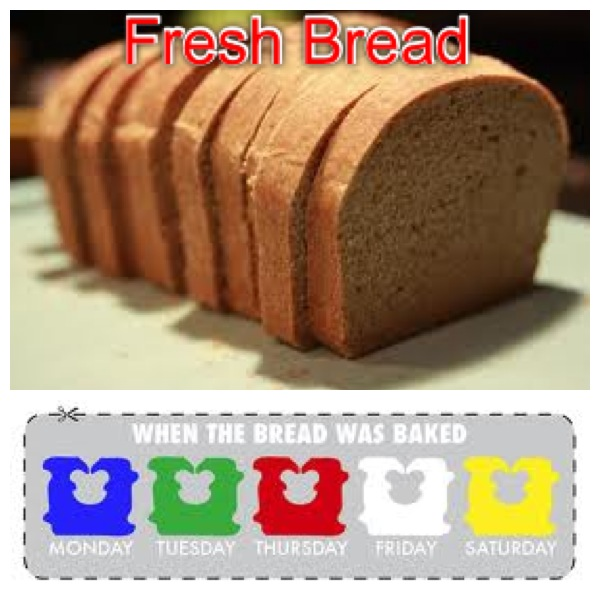 share this - Bread Ties Color
