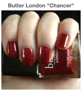 "Butter London ""Chancer"""