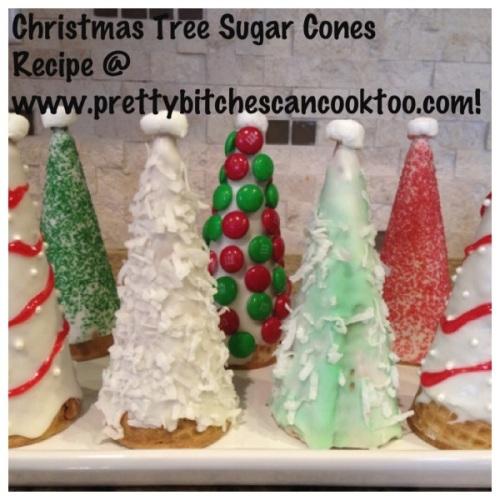 sugarconechristmastrees1